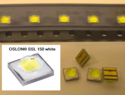 10 Stück 10 pieces OSRAM OSLON SSL150 LED 2500K CRI 82  LCW CRDP.EC />1.3W