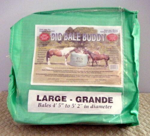 BIG BALE BUDDY round bale feeder Large 1 YR WARRANTY