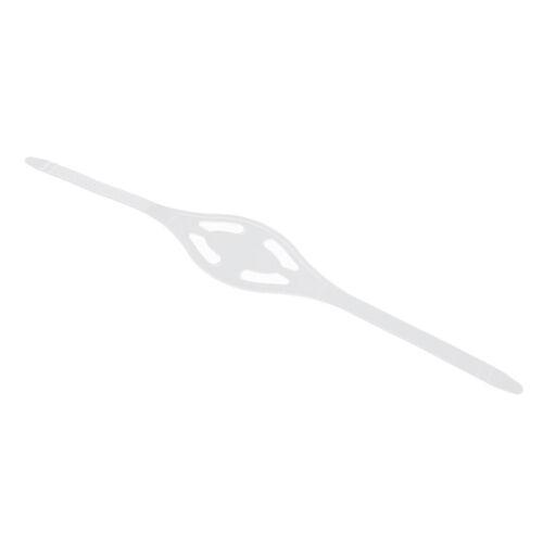 Silikon Ersatzband für Taucherbrille Tauchmaske Maskenband Schwimmmaske Band NEU