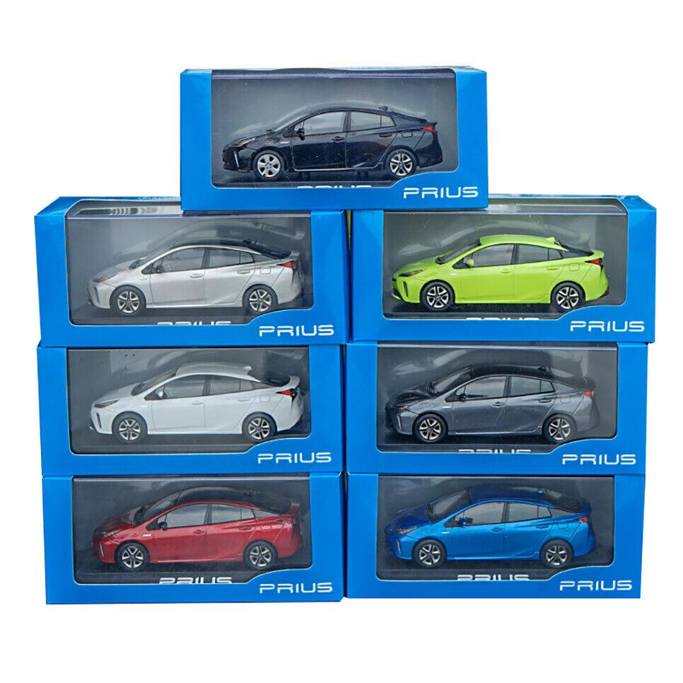 Original 1   30TOYOTA PRIUS PHV 7 colors, hardcover version, alloy car model