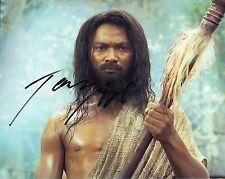 Tony Jaa Signed 10X8 Photo Ong Bak 3 Genuine Signature AFTAL COA (5438)