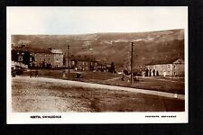 Reeth, Swaledale - real photographic postcard
