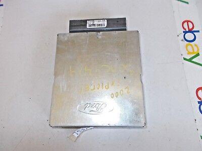 Engine Computer Programmed//Updated 2000 Ford Explorer YL2F-12A650-LB LXD1 4.0L