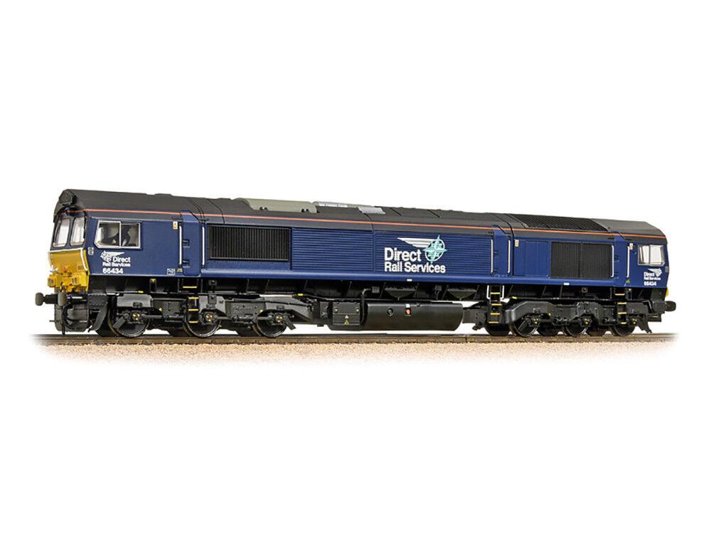 Bachuomon - 32-982 Diesellok classee 66434 DRS Plain blu Compass Gauge 00
