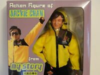 Jackie Chan / My Story / 12 Inch Action Figure / 1993 /