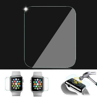 Steel Glass Film 0.2mm Tempered Glass Screen Protector for Apple Watch 38mm