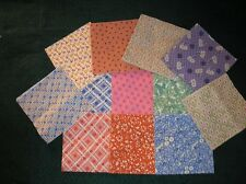 Reproduction  Fabric SQUARES~  CHEAP!!!  Order Any Amount