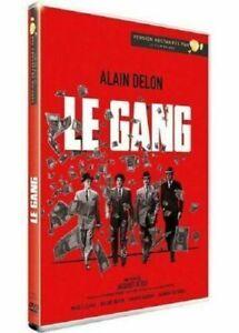 034-LE-GANG-034-DVD-NEUF-Alain-DELON-Jacques-DERAY-Policier-1977