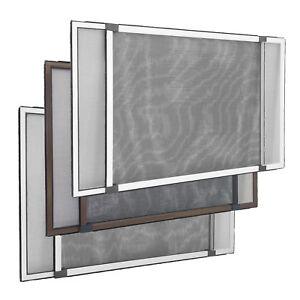 JAROLIFT Mosquitera extensible//Easy Slide para ventanas y puertas con railes de persiana enrollable