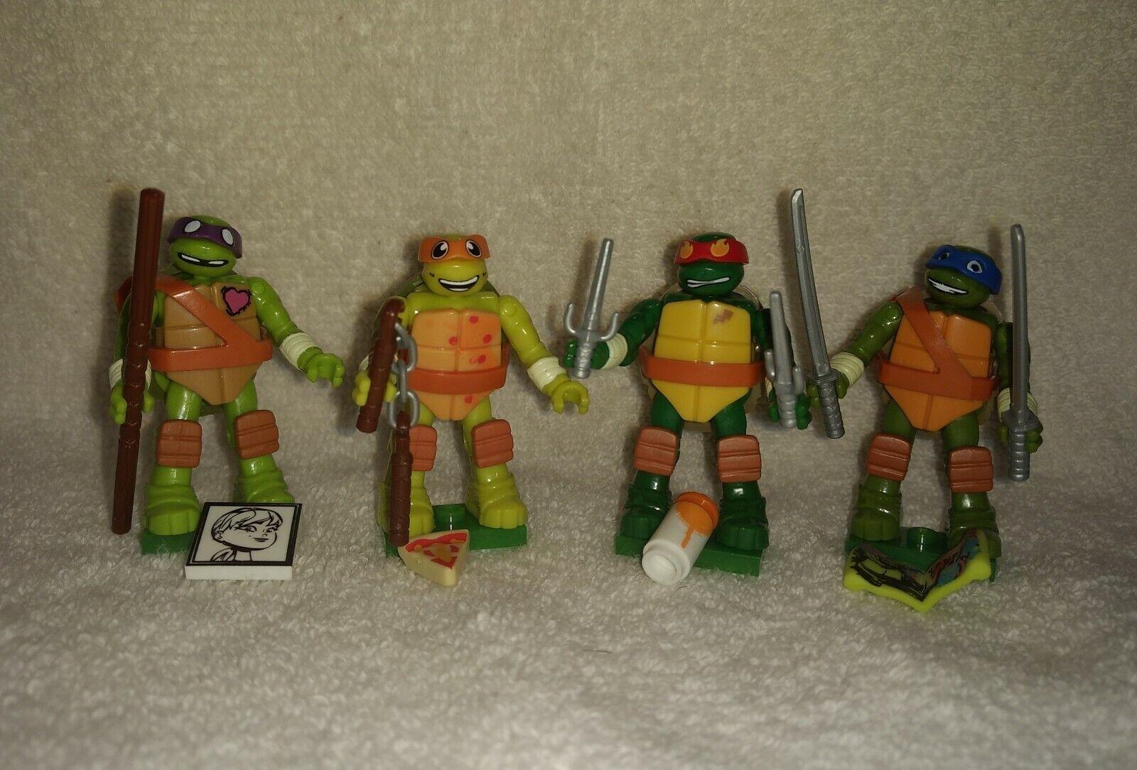 Advent calendar Teenage Mutant Hero Turtles sealed vintage