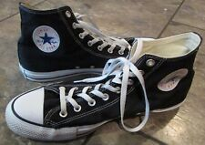 Converse Chuck Taylor All Star Hi Canvas Sneaker Schwarz