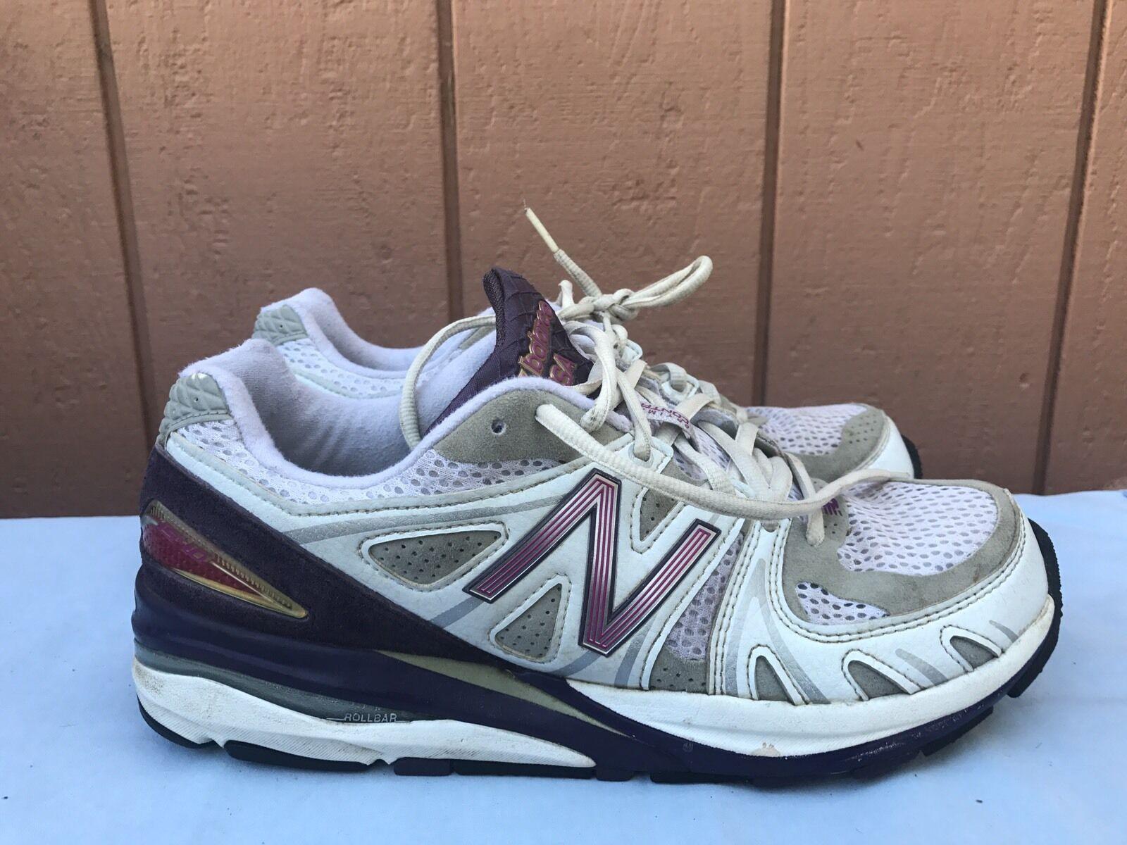 New balance 1540 Para Mujer Zapatos Para Caminar Caminar Caminar W1540WP blancoo Talla US 10.5 B EUR 42.5 EE. UU.  precios razonables