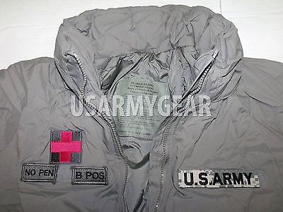 ECW Gen 3 PCU Level 7 Primaloft Extreme Cold Weather Insulated Parka Jacket USGI