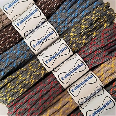 Small Round Walking Trainer Shoe Laces