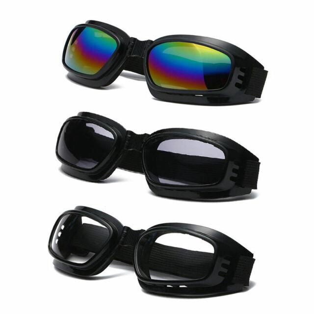 Safety Goggles Anti-impact Eye Protection Sport Lab Work Builder Eyewear Glasses