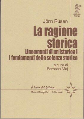 109921 La Ragione Storica. Lineamenti Di Istorica 1 F14 Up-To-Date Styling