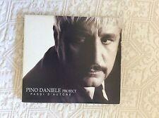 CD PINO DANIELE PROJECT - PASSI D' AUTORE- CON LIBRETTO TESTI