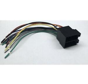 Peterbilt Stereo Wiring Harness Big Rig Truck Radio CD Player In Dash Plug  Play | eBayeBay