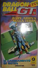 VHS - DE AGOSTINI/ DRAGON BALL GT - VOLUME 13 - EPISODI 2