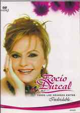 Balada 70s 80's Rocio Durcal DVD gata bajo la lluvia AMOR ETERNO costumbres