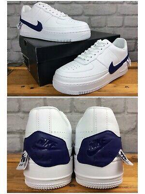 Nike Donna UK 8 EU 42.5 Air Force 1 Jester XX bianco, viola Scarpe Da Ginnastica Da Uomo T | eBay