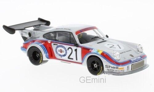 IXO IXOLMC158B - Porsche 911 Carrera RSR 2.1 Turbo  21 24H du Mans - 1974   1 43