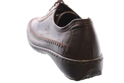 Ara Schuhe braun Leder Schuhweite G Gr. 37,5 (UK 4,5)