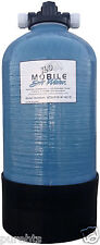 Mobile-Soft-Water 12,800 gr Portable Manual Softener w/salt port RV-Boat&Cabin