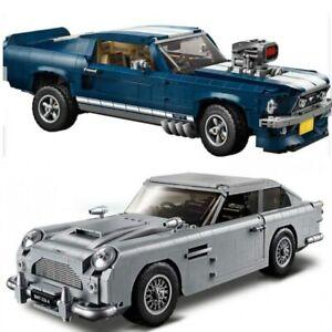 Creator Technic James Bond Aston Martin Db5 Bausteine Set Steine 007 Autos Ebay