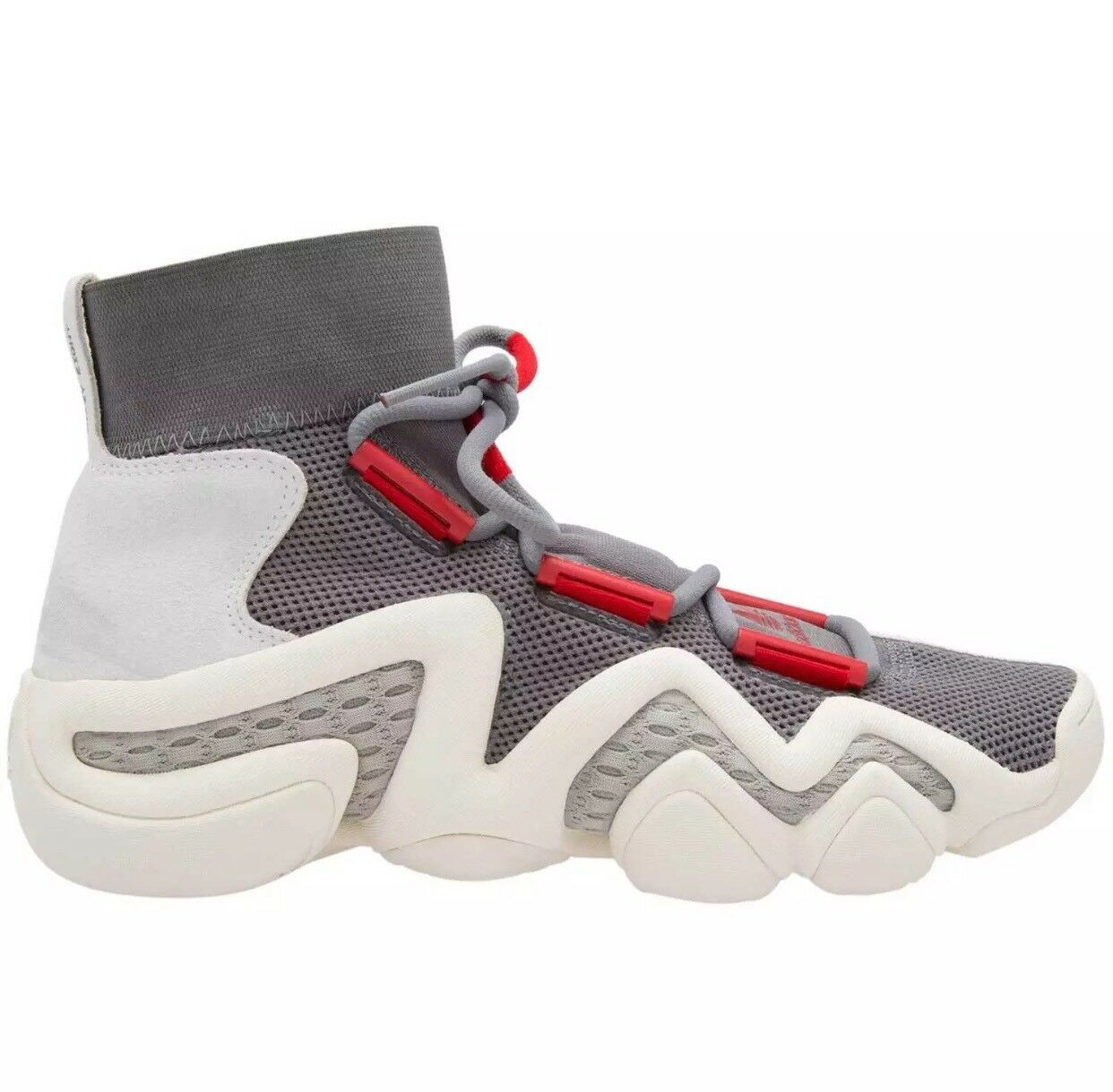 Adidas Crazy 8 Adv Consortium CQ1869 A  D PARALLEL DIMENSION Workshop GREY RED