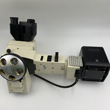 Nikon Optiphot Metallurgical Trinocular Research Microscope Head