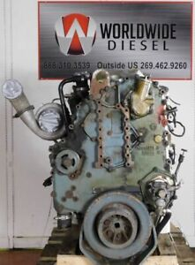 1994-Detroit-Series-50-DDEC-II-Diesel-Engine-315HP-Good-For-Rebuild-Only