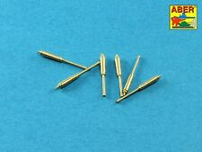 FOR US M16A1 and M231 #35L221 1//35 ABER 5,56mm MACHINEGUN BARRELS x6 pieces
