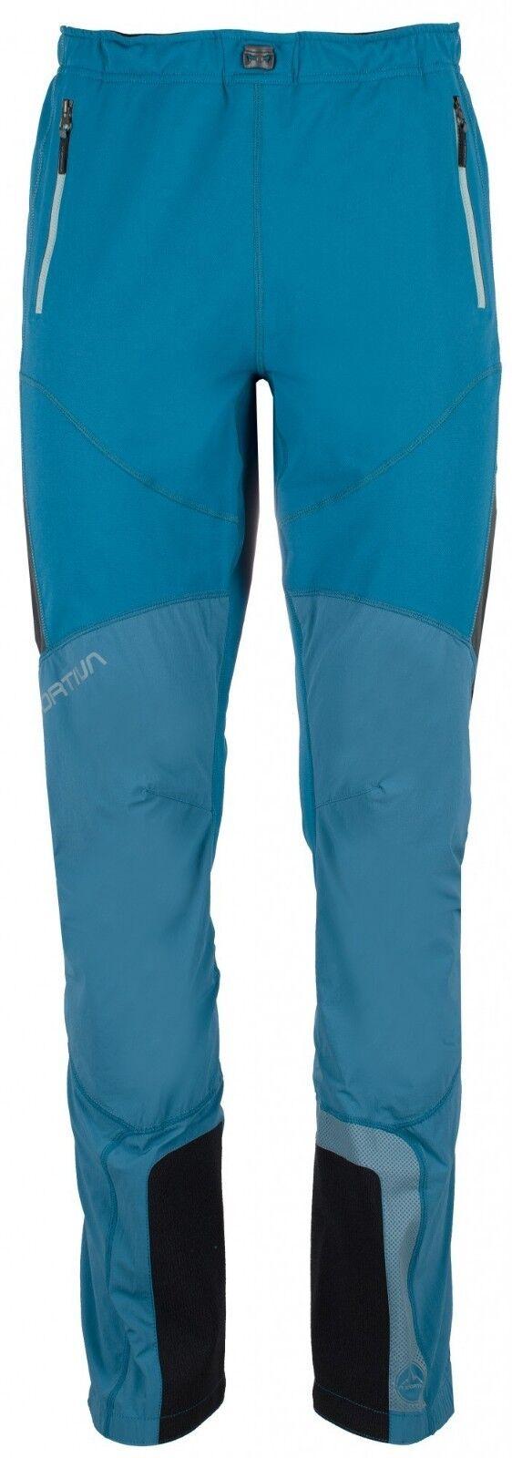 La Sportiva Solid Pantaloni (M) Lago