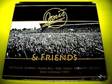 OPUS & FRIENDS mit FALCO EAV KGB STS WILFRIED MARIA BILL &  AMBROS | 2CD+DVD OVP