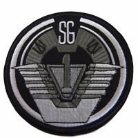 Stargate Sg-1 Team Uniform Symbol Embroidered Patch