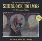 Sherlock Holmes - Neue Fälle 11. Im kalten Nebel der Themse von Marc Freund (2014)