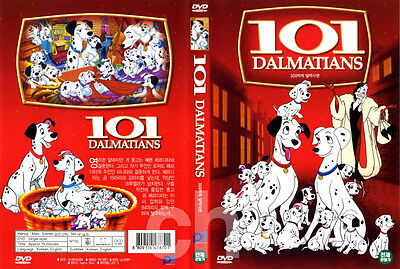 One Hundred And One Dalmatians 1961 Clyde Geronimi Rod Taylor Dvd New Ebay