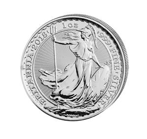 Britannia-2018-1-OZ-Silber-Silver-Argent-Grosbritannien-United-Kingdom-UK
