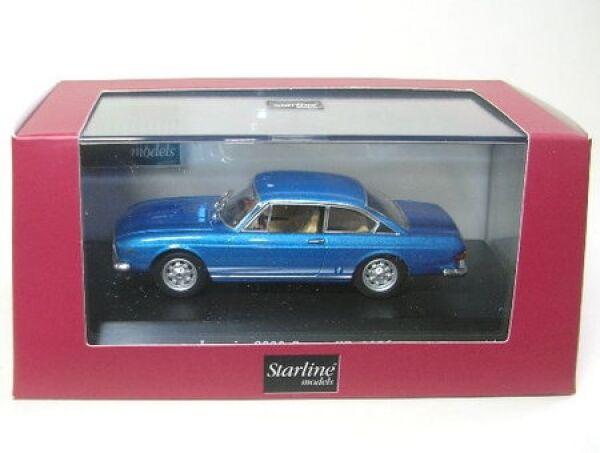 Lancia 2000 Coupè HF (blu) 1971