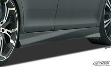 RDX Seitenschweller AUDI A3 8L Seiten Schweller Spoiler Leisten ABS RDSL301R