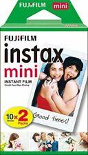 FUJIFILM INSTAX mini  RAINBOW  2 Filme  für 20 Fotos  MHD 10//2020