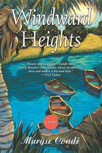 Windward Heights von Maryse Conde (2003, Taschenbuch)