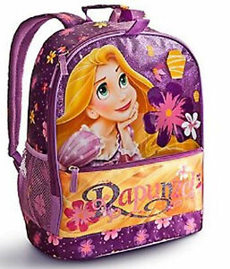 70900d5dd70 Image is loading Disney-Store-Authentic-Tangled-Rapunzel-School-Backpack