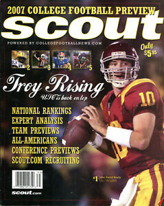 Scout-2007-College-Football-Preview