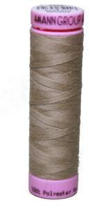 Zwirn 100 /% Polyester ASPO PES 120 Amann rot 500 m 0104