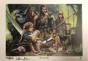 Willow-30th-Anniversary-NC-Comicon-Tommy-Lee-Edwards-Limited-Art-Print-SIGNED