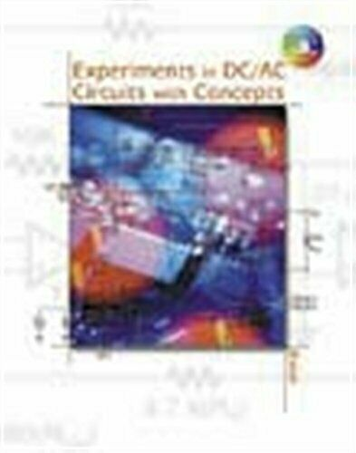 Experiments in DC/AC Circuits with Concepts by Baker -ExLibrary