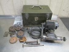 Dumore No 5 Lathe Tool Post Grinder 12 Hp 6500 Rpm 42500 Spindle