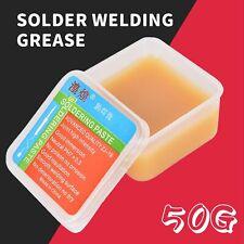 50g Soldering Flux Paste Solder Welding Rosin Grease Cream Fit Phone Pc Circuit